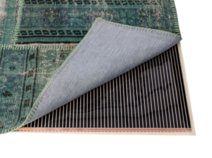 Heatek vloerkleed verwarming infrarood